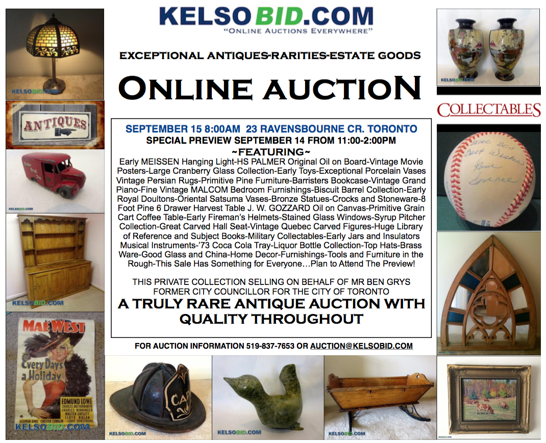 Live online auctions appraisal services for How to bid at a live auction